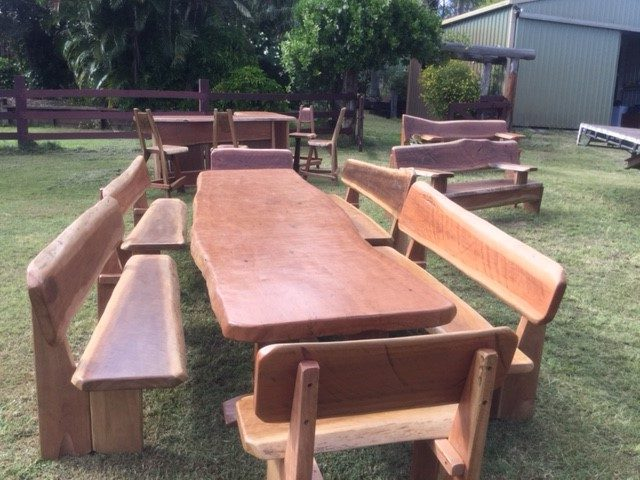 Large Slab Table