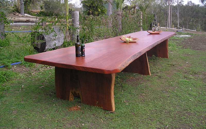 Large Slab Table