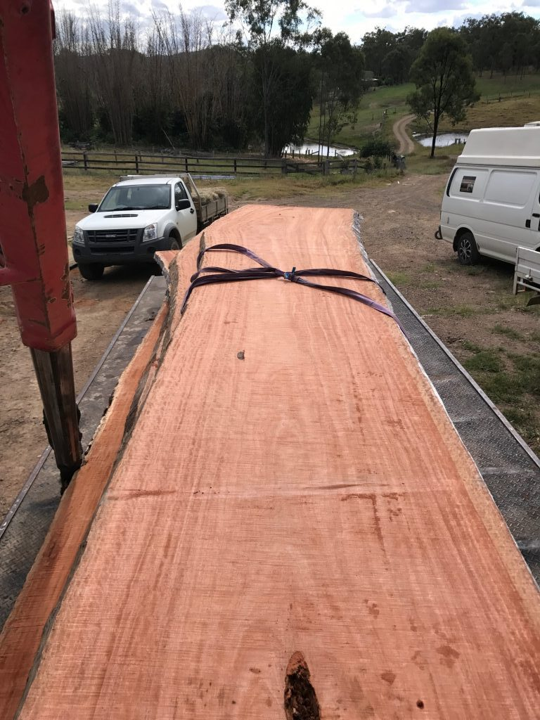 Slab Timber for Sale